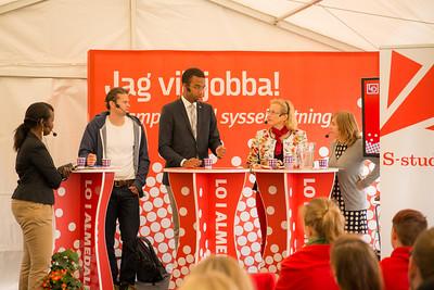 Almedalen 2013