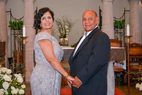 Almida and Jose's 50th