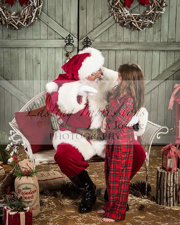 Alona A Visit with Santa