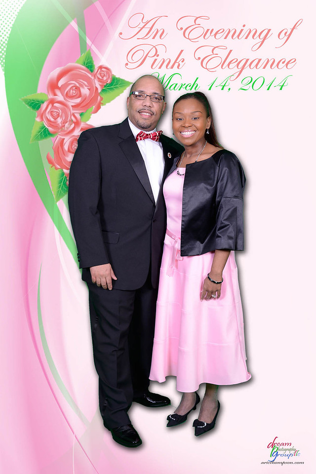 Alpha Kappa Alpha Sorority, Inc., Phi Tau Omega's 13th annual Scholarship and Dinner Dance