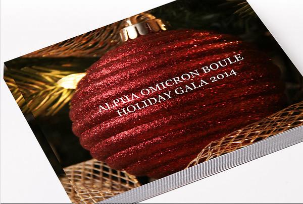 Alpha Omicron Boule Holiday Gala Photo Album