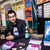Jhonen Vasquez, creator of Invader Zim and Johnny the Homicidal Maniac