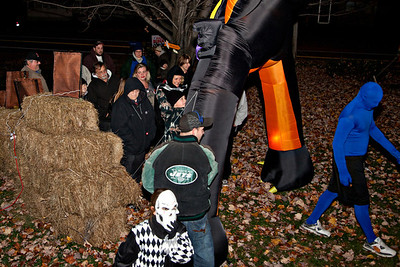 Haunted Walk 2011-16