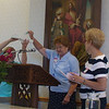 The AIC/MHA Academy Alumnae Reunion was held June 28, 2009 at the monastery's St. Gertrude Hall.