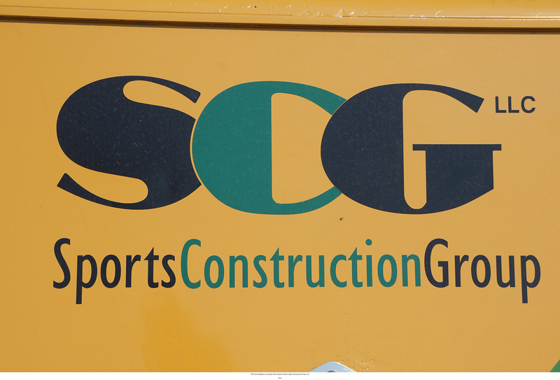 Sports Construction Group .. the best in the business!