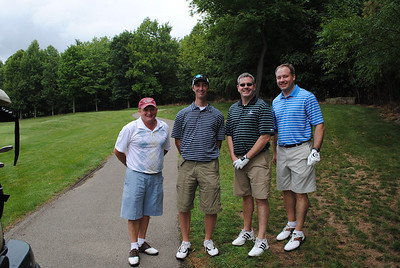Alumni Golf Scramble 2012