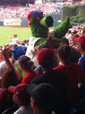 GA Alumni, Parents & Friends at the Phillies