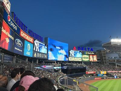 Alumni Outing: New York Yankees