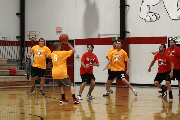 Alumni and Old Timers Tournament 2013