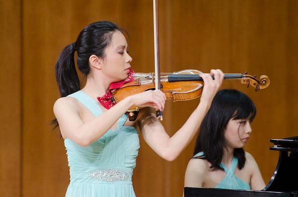 Huang Family Recital