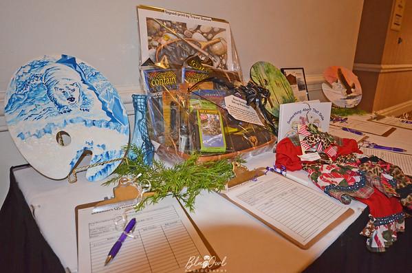 Alzheimer's Association Memories in the Making Art Auction