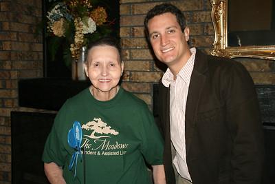 Alzheimer's Wrap-Up Walk 2012