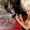 Amanda Lepore Party at Hiro's in NYC with ISVodka : Photos by Caleche Manos, iS Vodka Ambassador