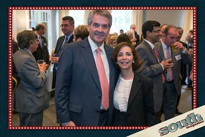 Lady Susan & Her Majesty's Ambassador Sir Peter Westmacott