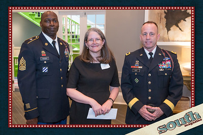 CSM Jim Pegues, General Hort, Alison Hopton Davis