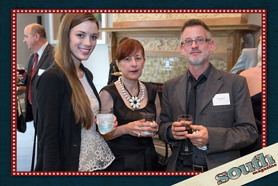 Sarah Goodwin, Marie Aja-Herrera, Jonathan Field