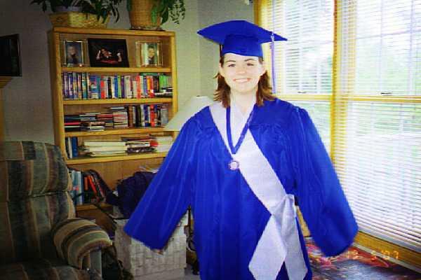 Amber's HS Graduation 2004