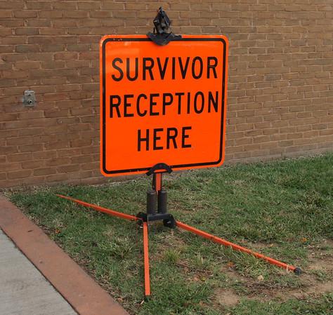 2012 Survivor Reception
