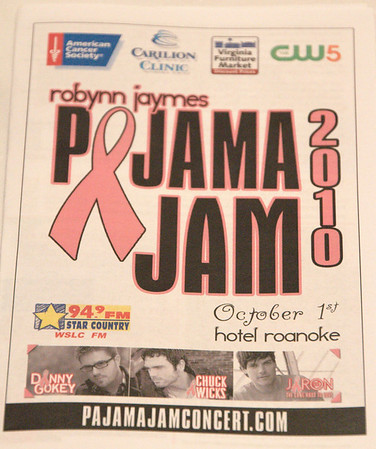 Pajama Jam 2010: Hotel Roanoke