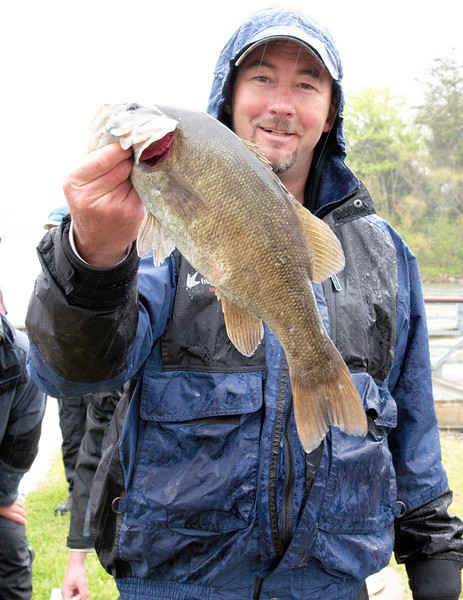 Rainy Fishing for a Cure