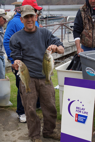 Taylor Lodge #23 Fishing for a Cure 2014