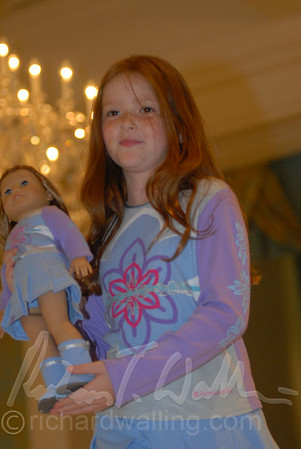 American Girl Magazine 11/03 1PM Fashion Show