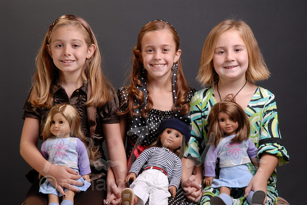 American Girl Magazine 11/3 10AM Portraits