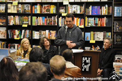 American Hardcore (Second Edition): A Tribal History with author Steven Blush - at Book Soup - Hollywood, CA - February 3, 2010