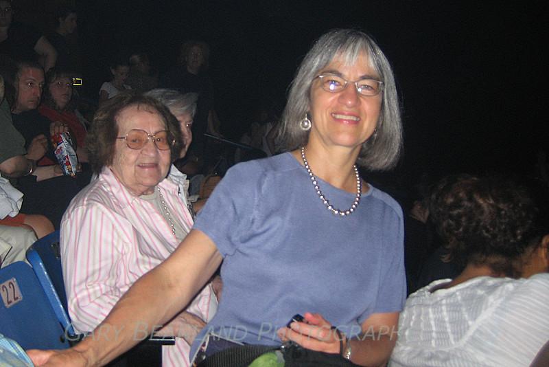 Lydia Wiedmann Nelson and Carolyn Nelson Boatsman