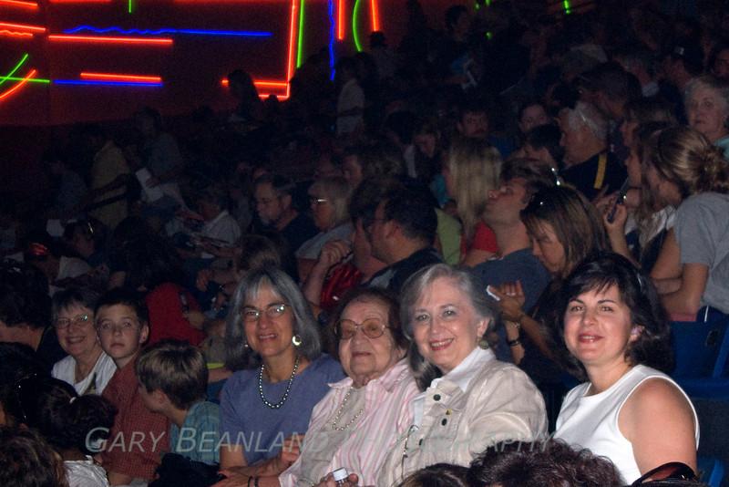Wiedmann Family to see Jordin.  Dorothea, Josh, Robert, Carol, Aunt Lydia, Carolyn, Jill.