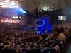 Tacoma Dome pre-show.
