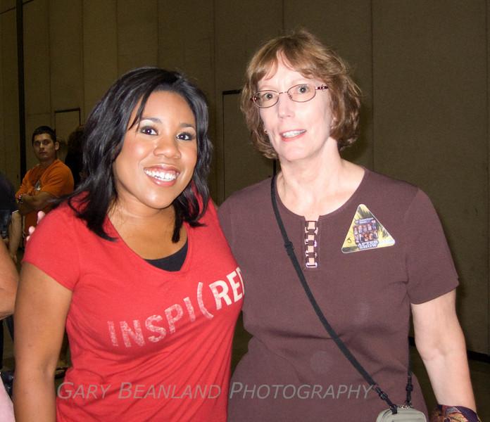 Melinda and Susan