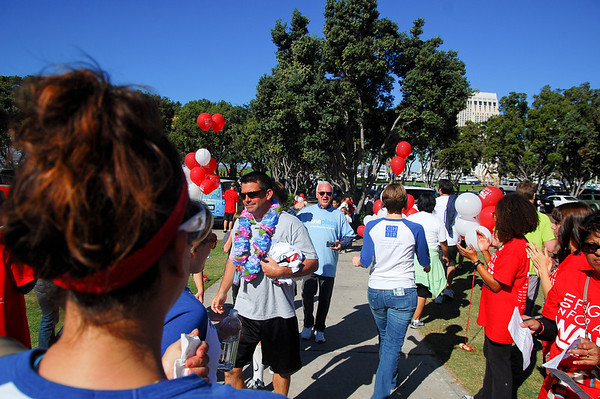American Lung Fight for Air Walk San Diego