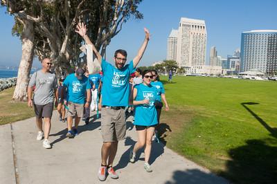 Lung Force Walk San Diego