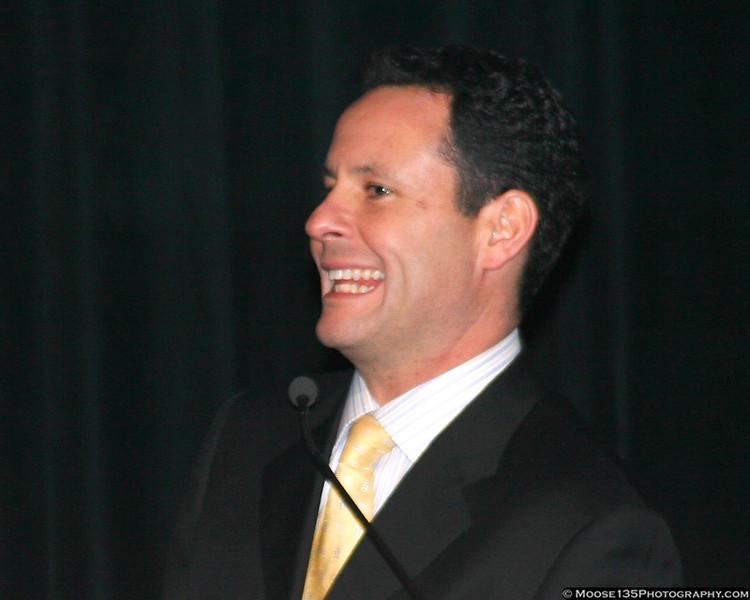 January 2, 2008 - American Motivation Awards: Brian Kilmeade, Master of Ceremonies