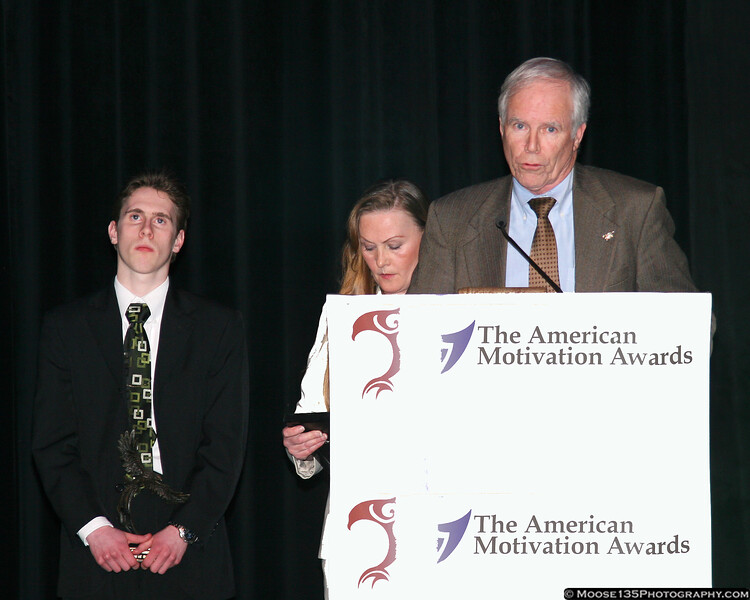 January 2, 2008 - American Motivation Awards: Family of Lt. Michael Murphy, USN