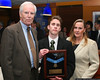 January 2, 2008 - American Motivation Awards: Mr & Mrs Dan Murphy, parents of Medal of Honor Receipient Lt Michael Murphy, USN.