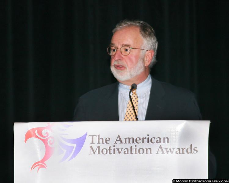 January 2, 2008 - American Motivation Awards: Congressman Timothy Bishop
