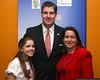 January 2, 2008 - American Motivation Awards: Kevin McCrudden, Donna Drake and daughter