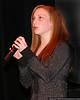 January 2, 2008 - American Motivation Awards: Colette Girardin sings the National Anthem