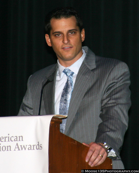 January 2, 2008 - American Motivation Awards: Chris Russo