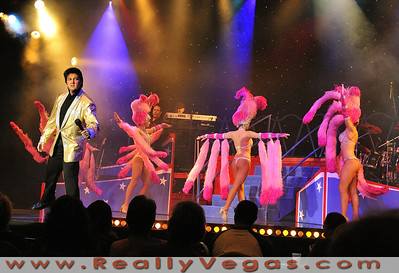 """Photographs of the tribute impersonator show """"American Superstars"""" at the """"Theater Of The Stars"""" in the Stratosphere Tower at 2000 South Las Vegas Blvd., Las Vegas, NV. Photographs by Mark Bowers, Copyright, All Rights Reserved."""