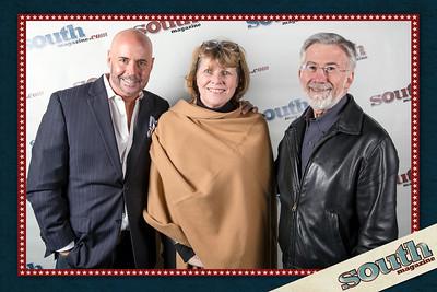 Mark Ellis, Margaret White, David Shephard