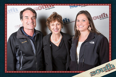Jack, Kathy & Jennifer Spanner