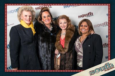 Diana Bell, Suzie Bergen, Patricia Gignilliat, Mary Brooks