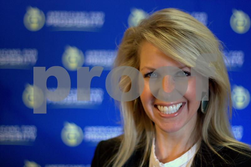 Monica Crowley, Fox News in Anchorage, 2015
