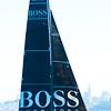 Hugo Boss Sponser