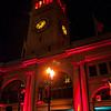 Ferry Building Red