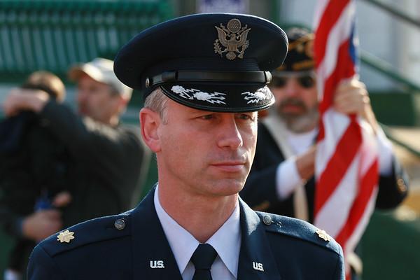 Amesbury Veterans Day Parade, Nov. 11, 2006