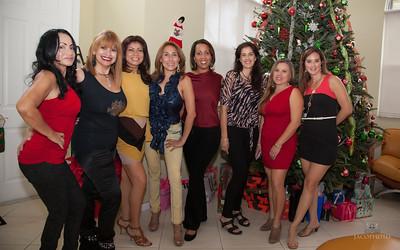 Amigas Christmas party 0030